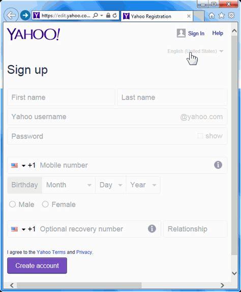email yahoo romania creare cont nou pe yahoo messenger si yahoo mail