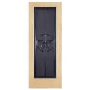 home depot glass doors interior steves amp sons texas star full lite solid core pine obscure