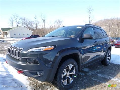 2016 Rhino Jeep Cherokee Trailhawk 4x4 110467275 Photo 6