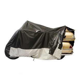 Dowco Guardian Weatherall Plus EZ Zip Motorcycle Cover