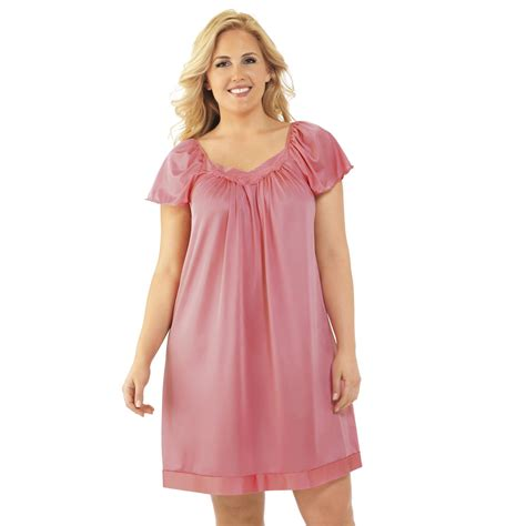 Vanity Fair Gowns And Robes by Vanity Fair S Coloratura Sleepwear Flutter