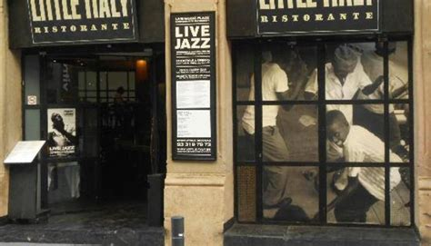 jazz born barcelona little italy live jazz in barcelona gay restaurant