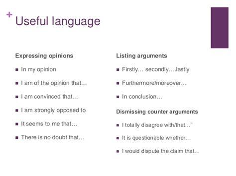 Argumentative Essay Sentence Starters by Argumentative Essay Writing