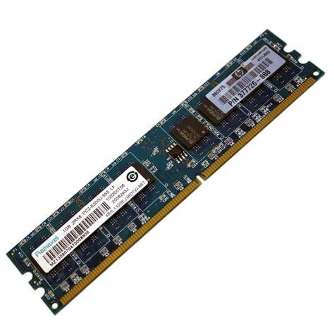 Ram 1gb ramaxel 1gb 2rx8 pc2 5300u ddr2 667mhz memory ram