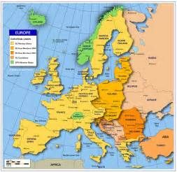 Europe Asia Map by Map Of Europe Map Pictures