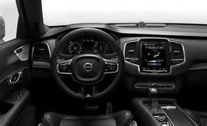 Volvo Xc90 Interior Pictures 2016 Volvo Xc90 Interior Quotes