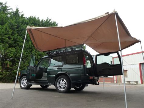 side awnings for vans hawk wing awning for 4x4s vans and cer vans pull out