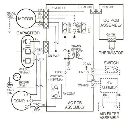 bryant heat wiring diagram bryant air conditioner wiring diagram wiring diagram and