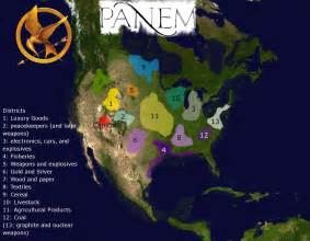 the hunger images map of panem the hunger hd