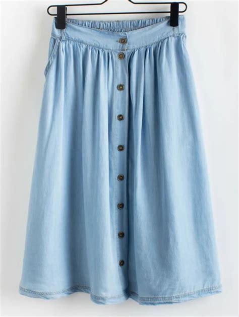 best 20 chambray skirt ideas on
