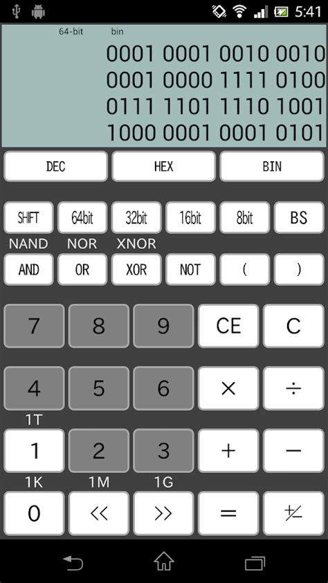 calculator log2 techcalc64 sci calculator android apps on google play