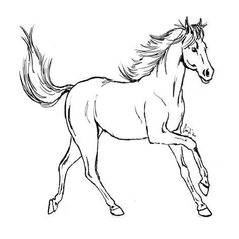 disegni cavalli facili immagini di cavalli da colorare con disegni cavalli facili