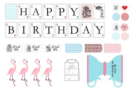 Free Giveaway Blog De Deco Fete Anniversaire Baby Shower