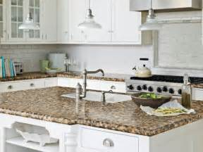 Kitchen Countertop Options by Kitchen Countertop Ideas Amp Pictures Hgtv