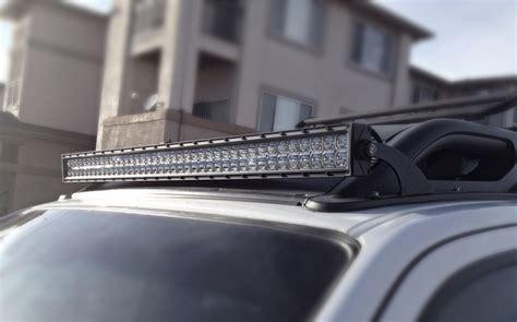 Nissan Xterra Light Bar by Led Light Bar Mount Nissan Xterra 2005 2015