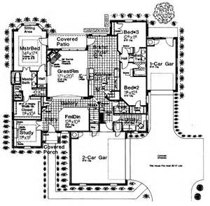 2500 sq ft ranch house plans stone ranch house plans 2500 sq ft single story 2 bedroom