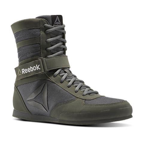 reebok boots reebok mens green boxing sports shoes boots ebay