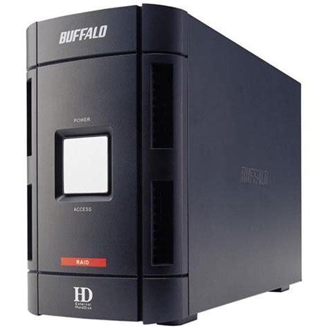 Hardisk External 1 Buffalo buffalo 2tb drivestation duo external drive hd w2 0tiu2 r1