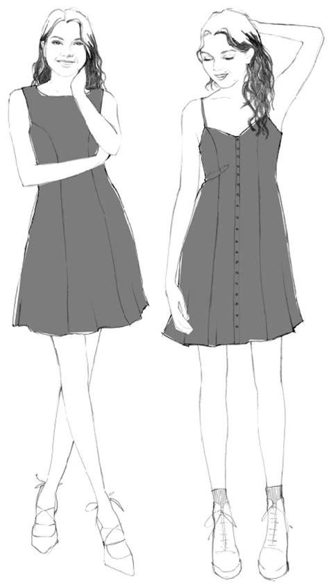 Sabrina Dress Button introducing the sabrina dress by