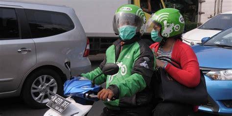 Jaket Grab Bike go jek vs grab bike persaingan indonesia malaysia