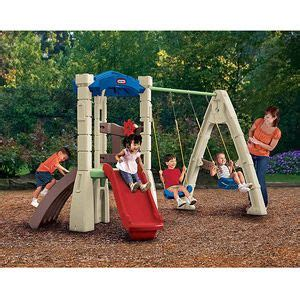 little tikes swing set accessories 1000 ideas about plastic swing sets on pinterest