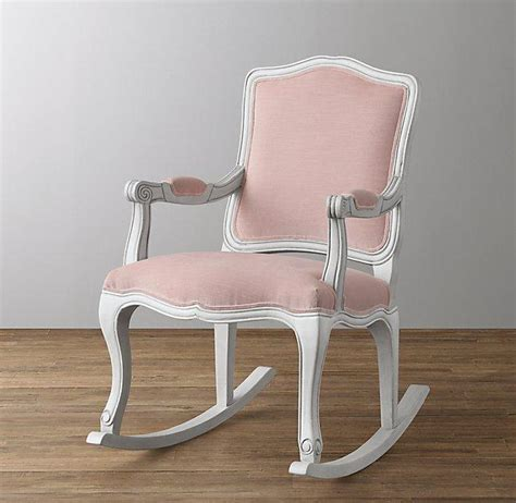 Pink Nursery Chair - pink rocking chair for nursery thenurseries