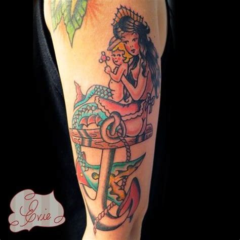pinup mermaid tattoo 17 best images about sailor jerry baby shower on