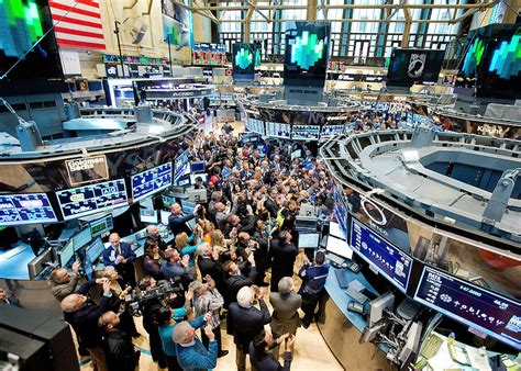 Stock Market Floor by Downtime Disaster At Nyse Don T Let Your Business Be Next