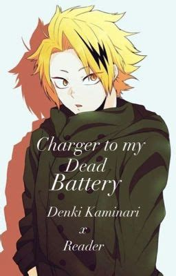 charger   dead battery denki kaminari  reader