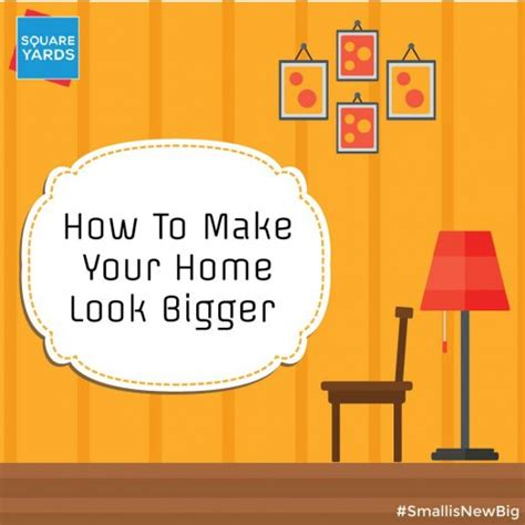 how to make your room look how to make your room look bigger the square times
