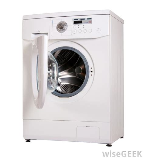 what are the advantages of a front loading washing machine