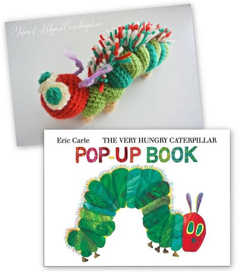 crochet pattern very hungry caterpillar free pattern hungry caterpillar crochet pinterest