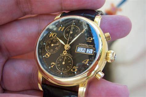 Jam Tangan Montblanc Meisterstuck 4810 mont blanc meisterstuck 4810 chronograph wroc awski