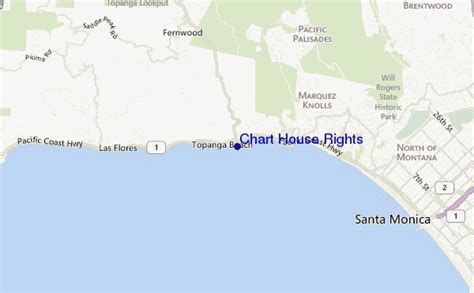 Chart House Locations by Chart House Rights Surf Forecast And Surf Reports Cal