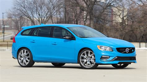 volvo f60 2017 volvo v60 polestar review the complete package