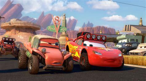 art karakter terbaru monster university dari disney pixar film cars 3 tengah diproses siap tayang juni 2017