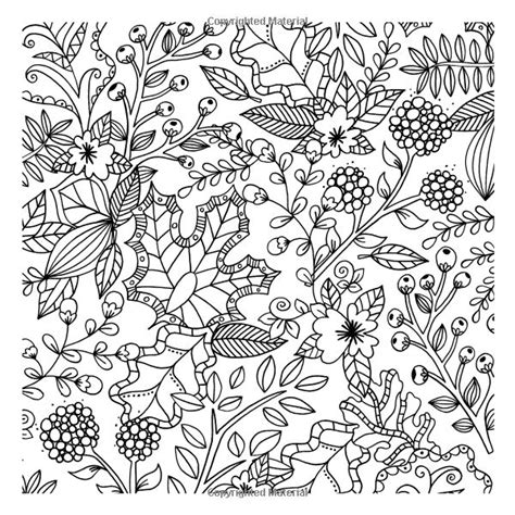 coloring book illustrator winter patterns creative colouring for grown