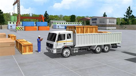 truck racing play bharatbenz truck racing android apps on play