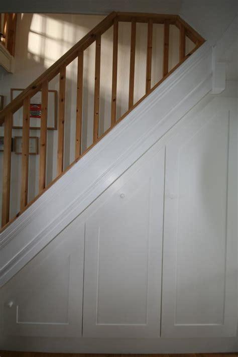 Understair Cupboards - wooden storage cupboards wood works brighton