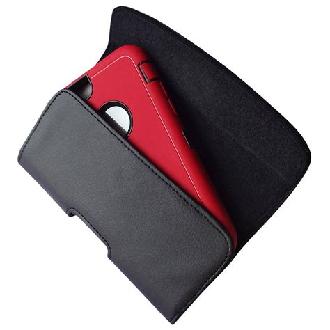 iphone 6 plus leather pouch with belt clip avenueapple mac