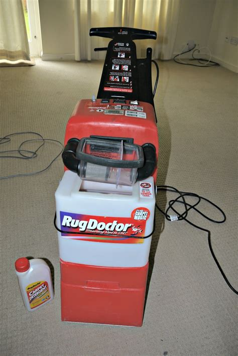 rug doctore how much does rug doctor rental cost