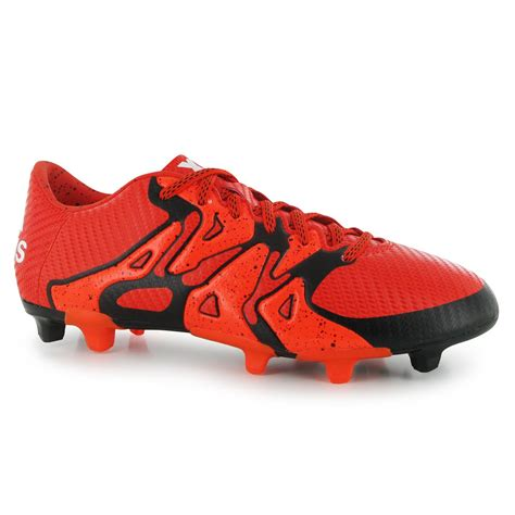 adidas footbal shoes adidas adidas x 15 3 fg mens football boots mens