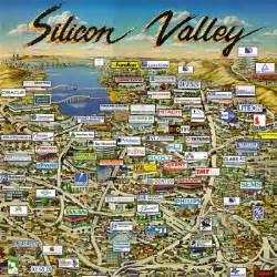 san francisco map silicon valley san francisco vs silicon valley where should you build