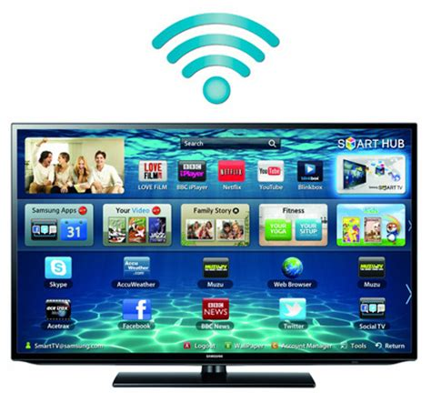 Tv Wifi connect samsung smart tv to wifi home network how to conne flickr