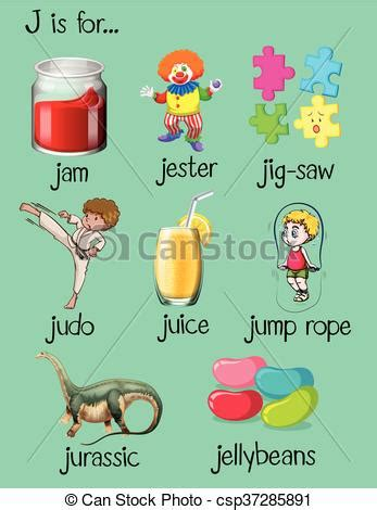 What Starts With The Letter J