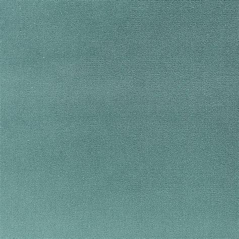 Tern Teal Velvet Fabric Bluebellgray