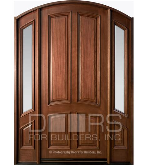 Exterior Wood Entry Doors Wood Entry Doors