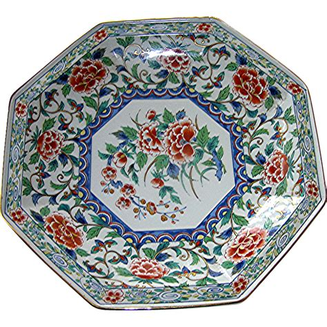 Cermin Motif Batu Import China charger china garden pattern by takahashi imports from eddy on ruby