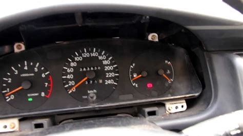 toyota temperature gauge problem youtube