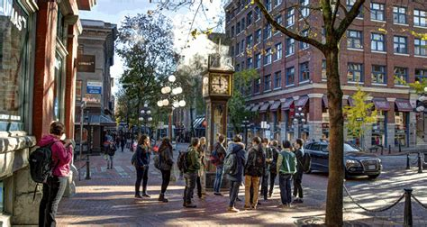 To Vancouver Guide To Vancouver Neighbourhoods Gastown